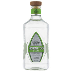 Hornitos Plata Tequila - Available at Wooden Cork