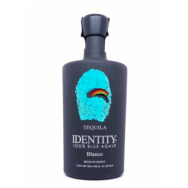 Identity Blue Agave Blanco Tequila - Available at Wooden Cork