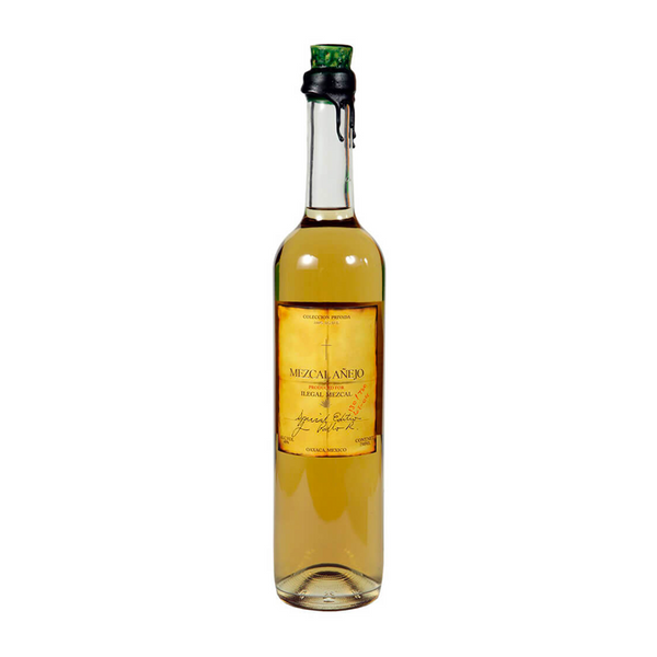 Ilegal Mezcal Anejo Tequila - Available at Wooden Cork