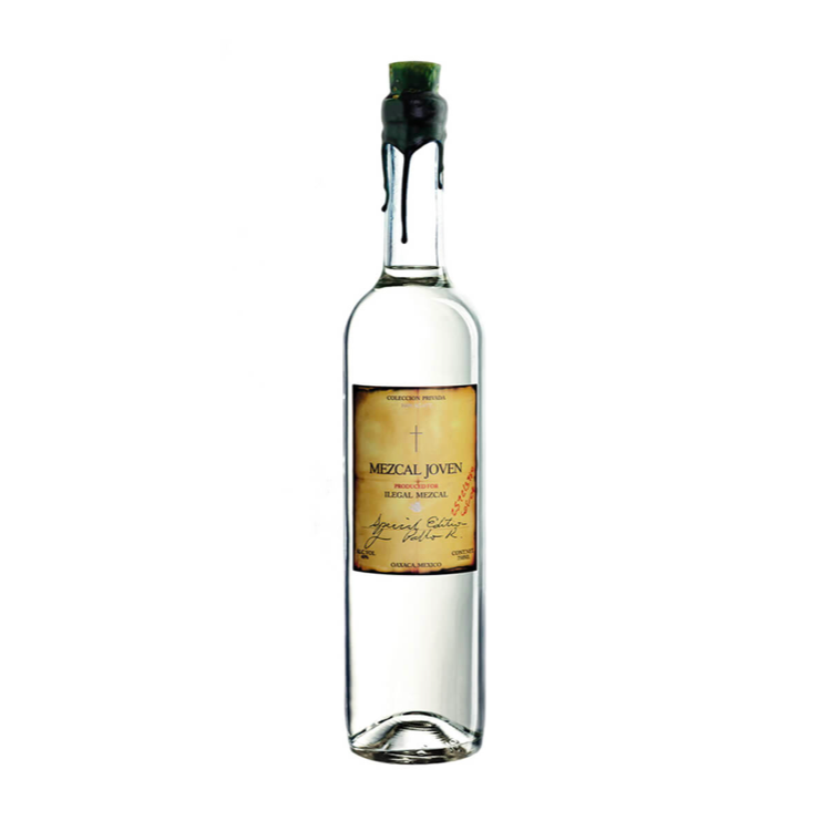 Ilegal Mezcal Joven Tequila - Available at Wooden Cork