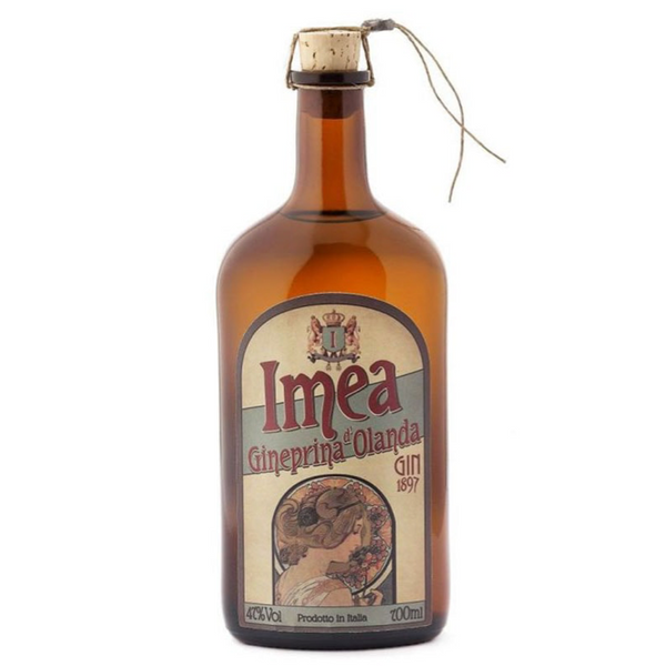 Imea Gineprina d'Olanda Gin 94 Proof - Available at Wooden Cork