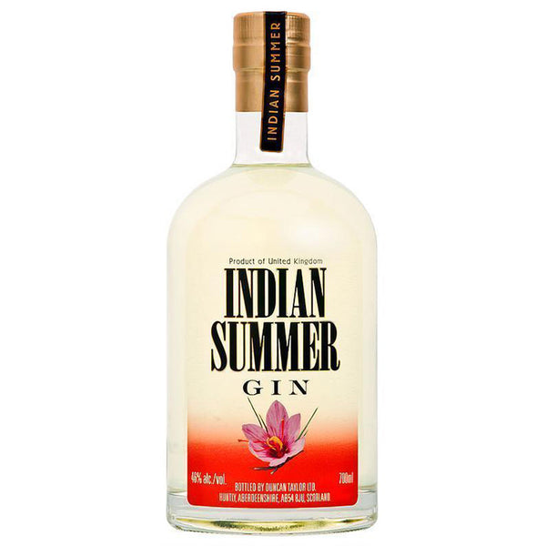 Indian Summer Gin - Available at Wooden Cork
