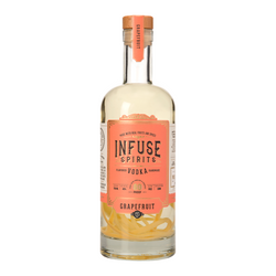 Infuse Vodka Grapefruit - Available at Wooden Cork