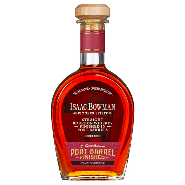 Isaac Bowman Port Barrel Finished - Available at Wooden Cork