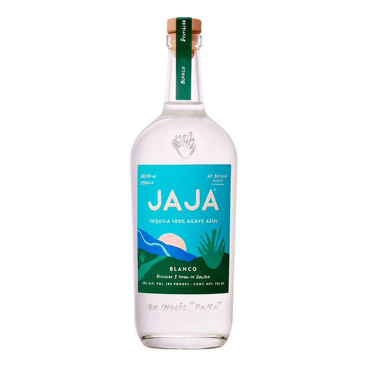 JAJA Tequila Blanco - Available at Wooden Cork