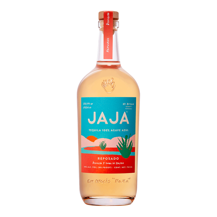JAJA Tequila Reposado - Available at Wooden Cork
