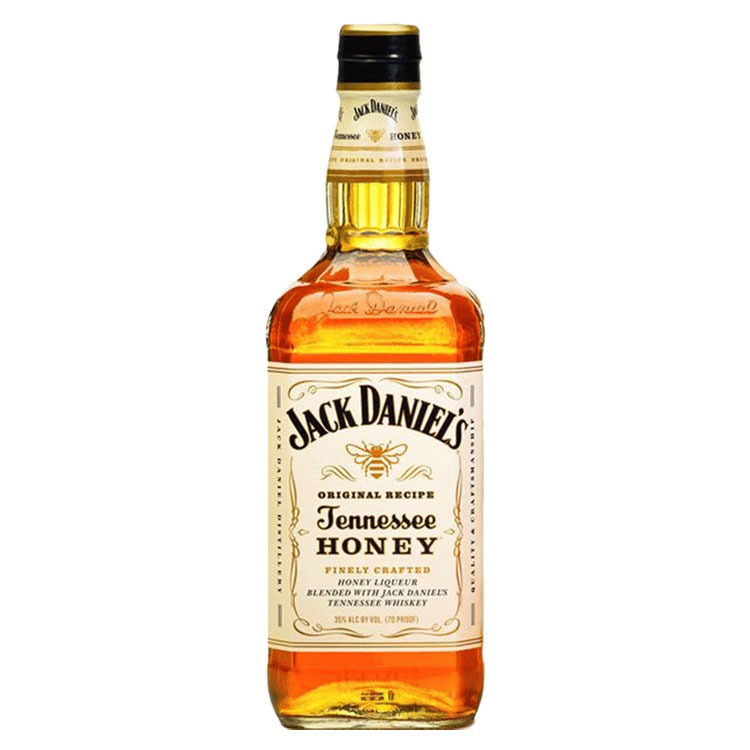 Jack Daniel's Tennessee Honey - Available at Wooden Cork