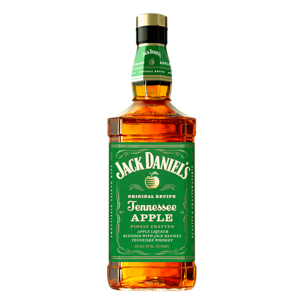 Jack Daniel's Tennessee Apple Whiskey - Available at Wooden Cork