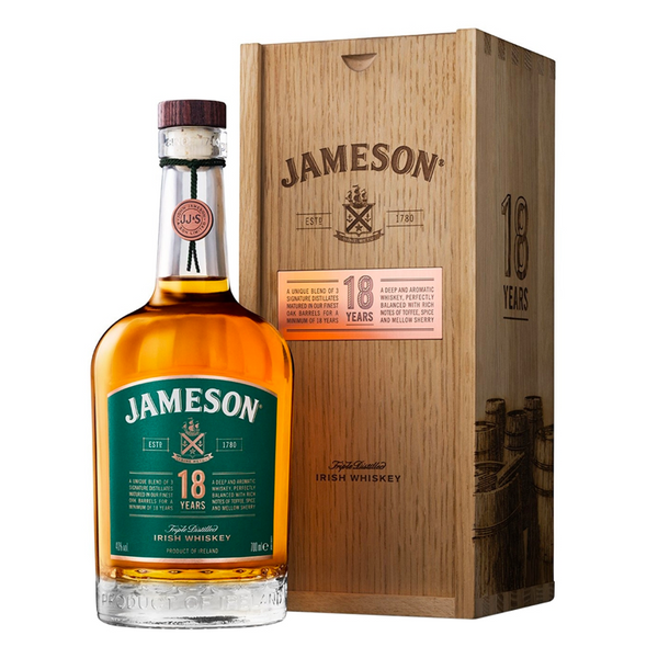 Jameson 18 Year