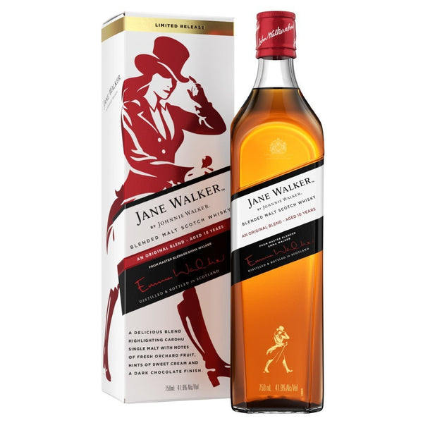Johnnie Walker The Jane Walker Limited Edition - Available at Wooden Cork