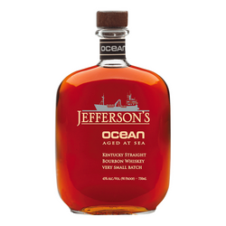Jefferson's Ocean Aged at Sea Bourbon Whiskey - Available at Wooden Cork