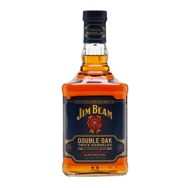Jim Beam Double Oak - Available at Wooden Cork