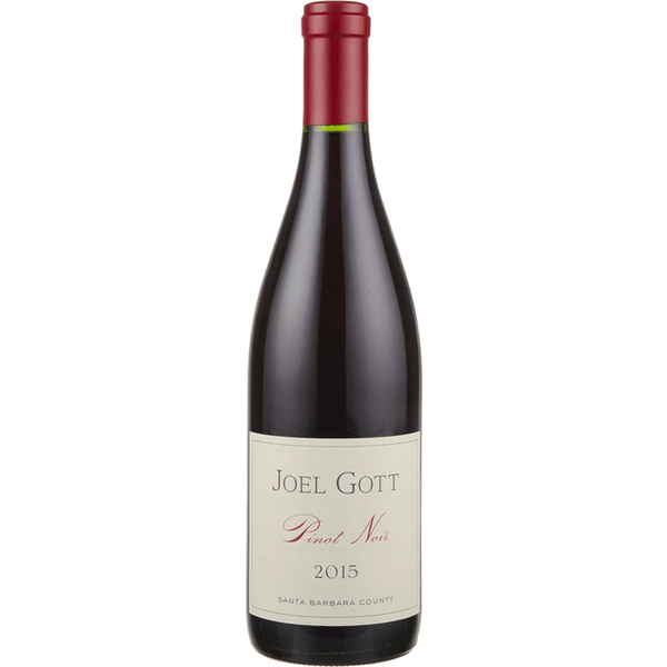 Joel Gott Santa Barbara Pinot Noir - Available at Wooden Cork