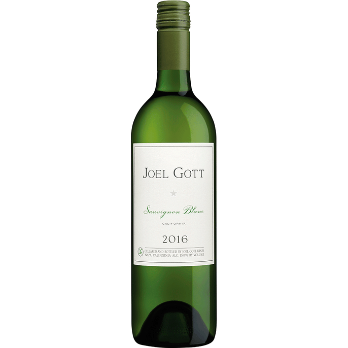 Joel Gott Sauvignon Blanc - Available at Wooden Cork