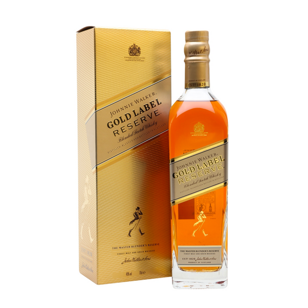 Johnnie Walker Gold Label - Available at Wooden Cork
