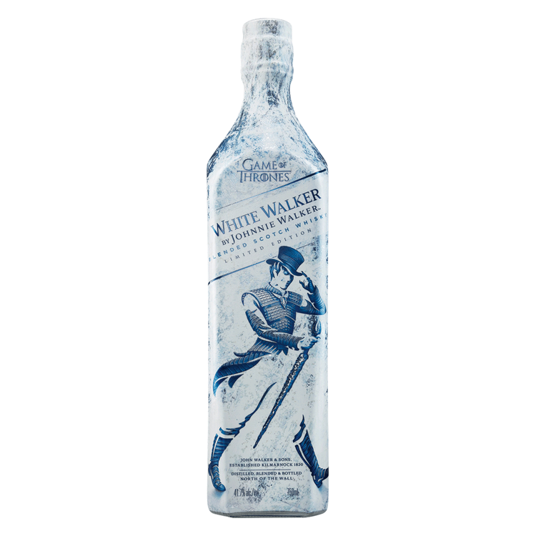 Johnnie Walker White Walker - Available at Wooden Cork