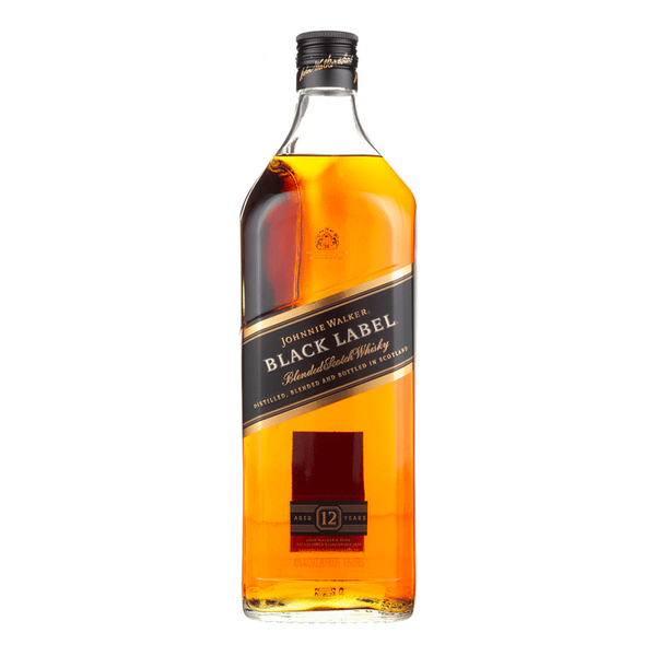 Johnnie Walker Black Label 1.75L - Available at Wooden Cork