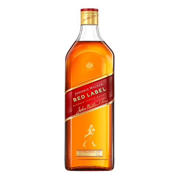Johnnie Walker Red Label 1.75L - Available at Wooden Cork