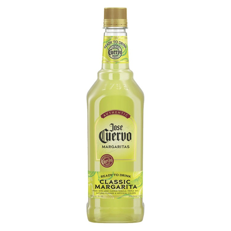 Jose Cuervo Authentic Lime Margarita - Available at Wooden Cork