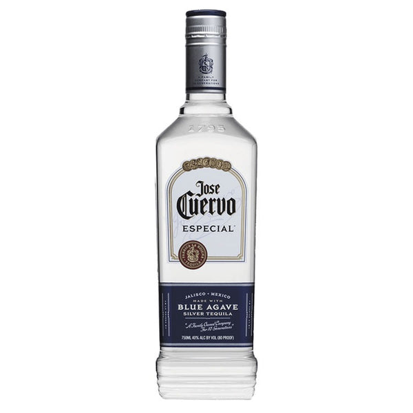 Jose Cuervo Especial Silver Tequila - Available at Wooden Cork