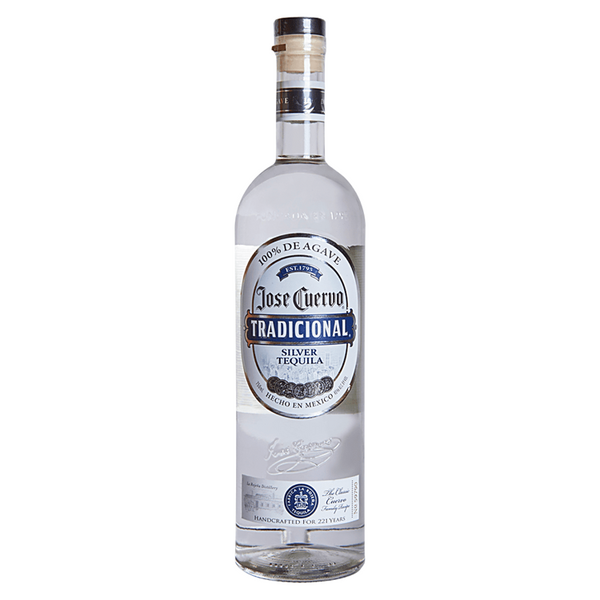 Jose Cuervo Tradicional Plata Tequila - Available at Wooden Cork