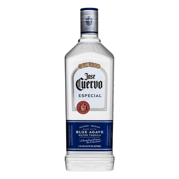 Jose Cuervo Silver 1.75L Tequila - Available at Wooden Cork
