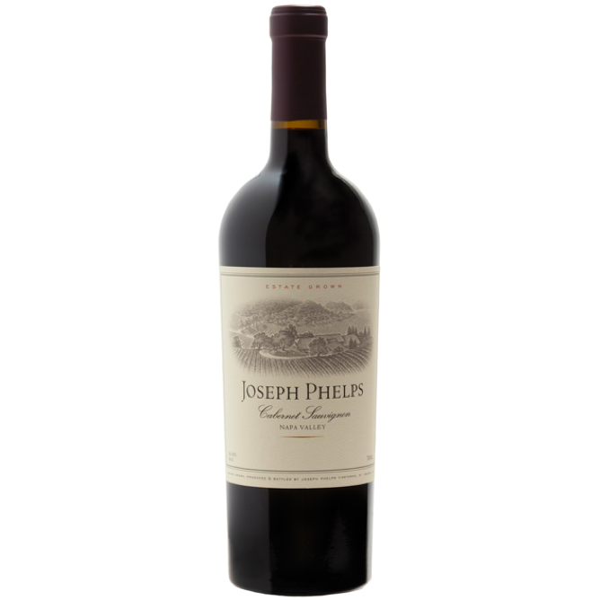 Joseph Phelps Napa Valley Cabernet Sauvignon - Available at Wooden Cork