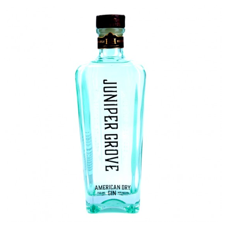Juniper Grove American Dry Gin - Available at Wooden Cork