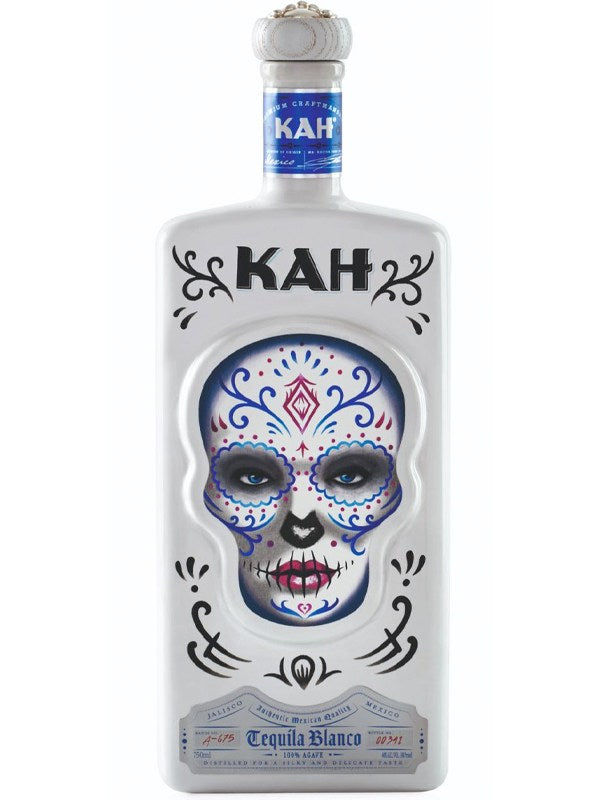 Kah Tequila Blanco - Available at Wooden Cork