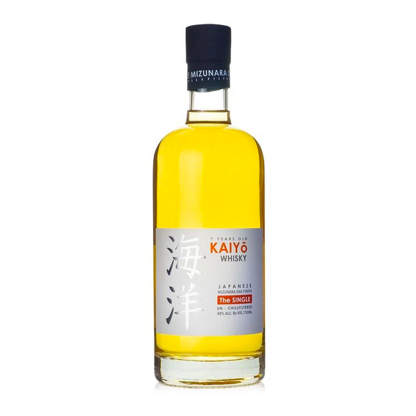 Kaiyo Whisky The Single 7 Year Old Whisky 96 Proof - Available at Wooden Cork