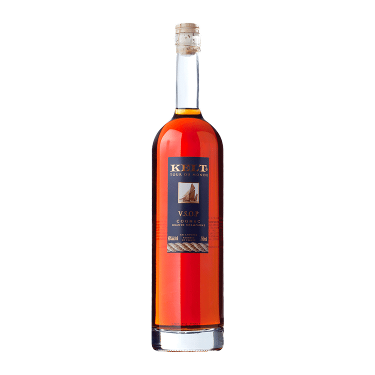 Kelt V.S.O.P. Cognac - Available at Wooden Cork