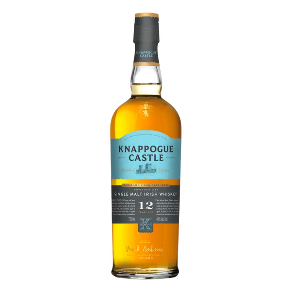 Knappogue Castle Single Malt Irish Whiskey - Available at Wooden Cork