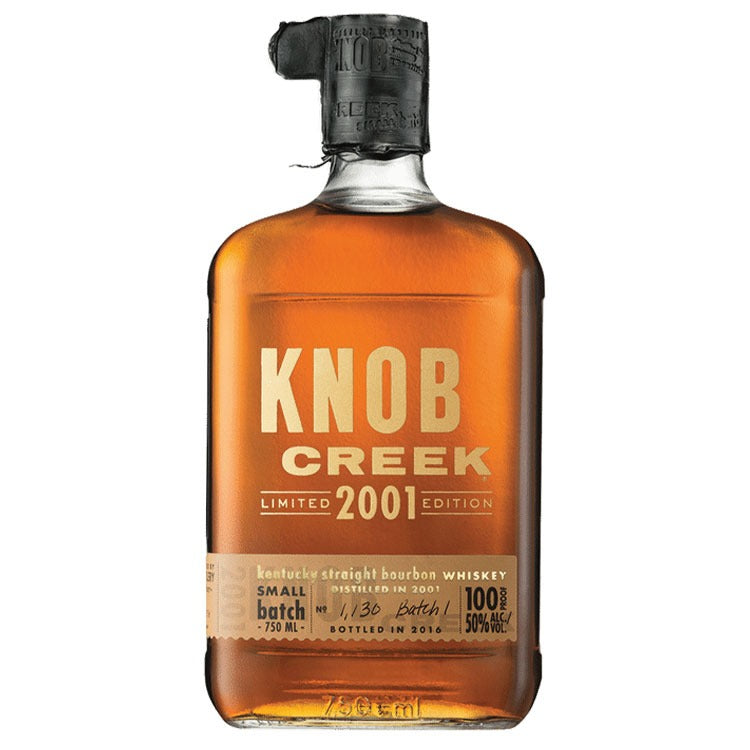 Knob Creek 2001 Limited Edition Bourbon