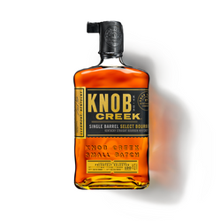 Knob Creek 120 Proof 9 Year Single Barrel Reserve Bourbon - Available at Wooden Cork