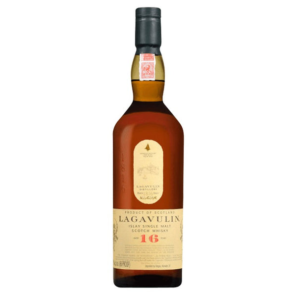 Lagavulin 16 Year Islay Single Malt Scotch Whisky - 750 ml - Available at Wooden Cork