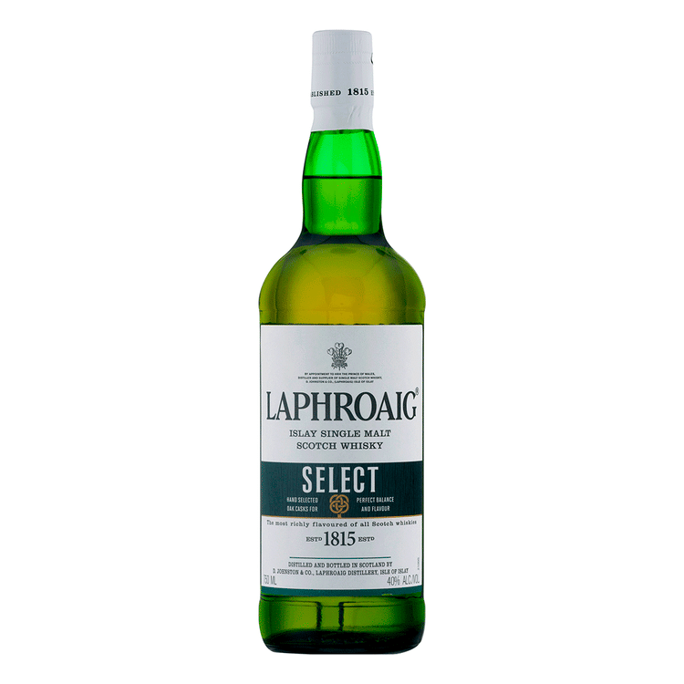 Laphroaig Select Single Malt - Available at Wooden Cork