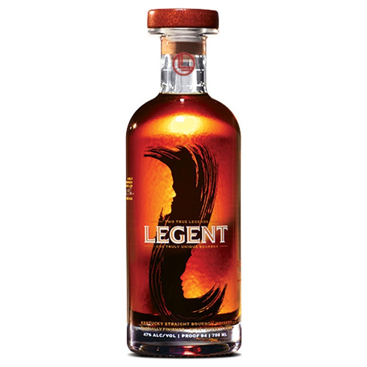 Legent Kentucky Straight Bourbon Whiskey - Available at Wooden Cork