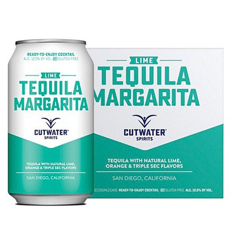 Cutwater Tequila Lime Margarita - Available at Wooden Cork