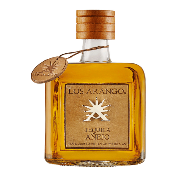 Los Arango Anejo Tequila - Available at Wooden Cork