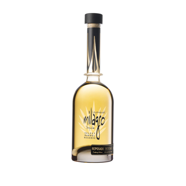 Milagro Select Barrel Reserve Reposado Tequila - Available at Wooden Cork
