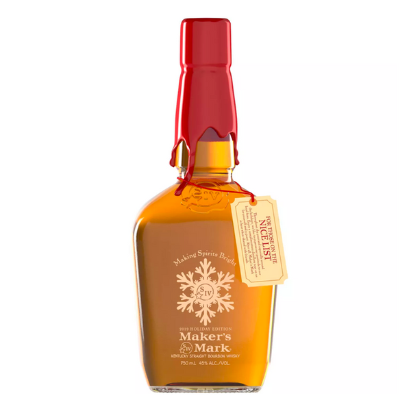 Maker's Mark 2019 Holiday Edition - Available at Wooden Cork
