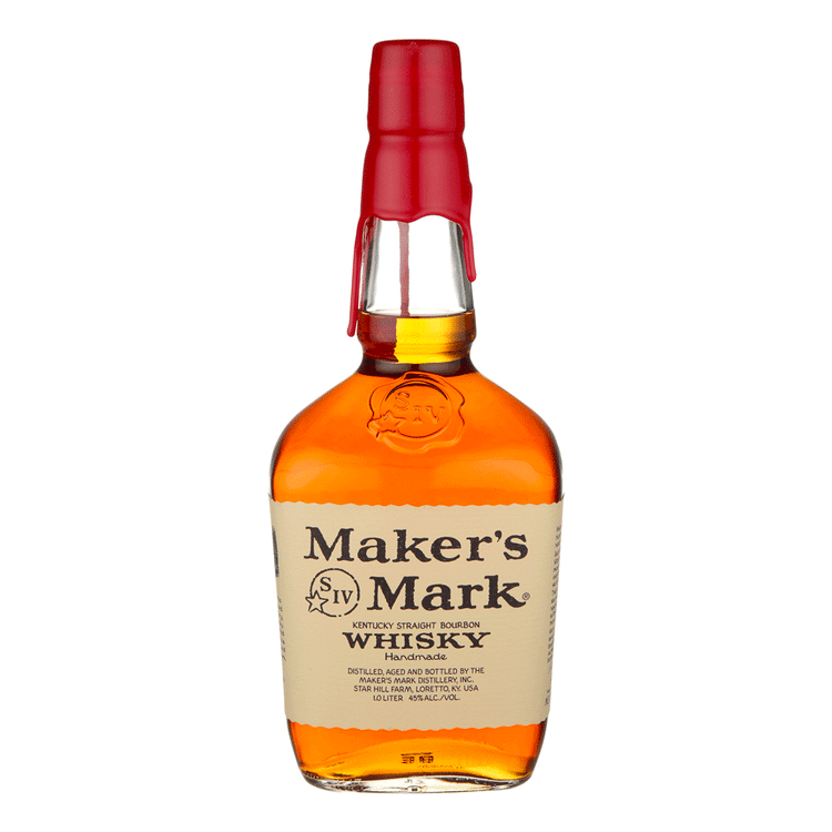 Maker's Mark Bourbon 1.75L - Available at Wooden Cork