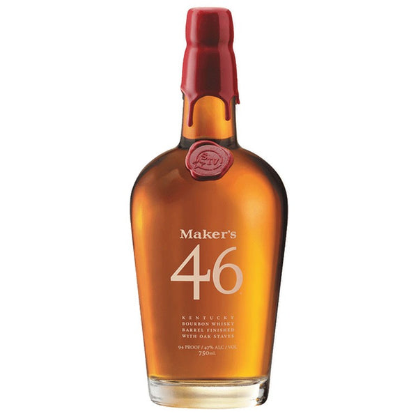 Maker's Mark 46 Bourbon Whisky - Available at Wooden Cork