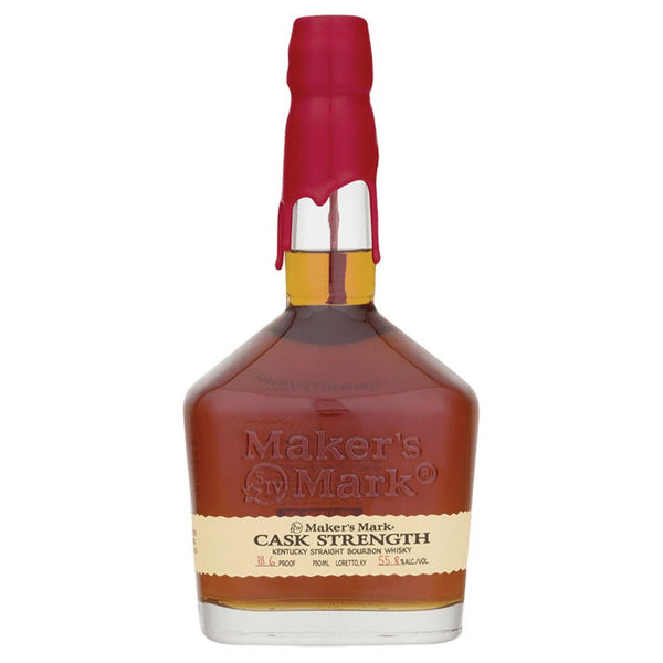 Maker's Mark Cask Strength Bourbon Whisky - Available at Wooden Cork