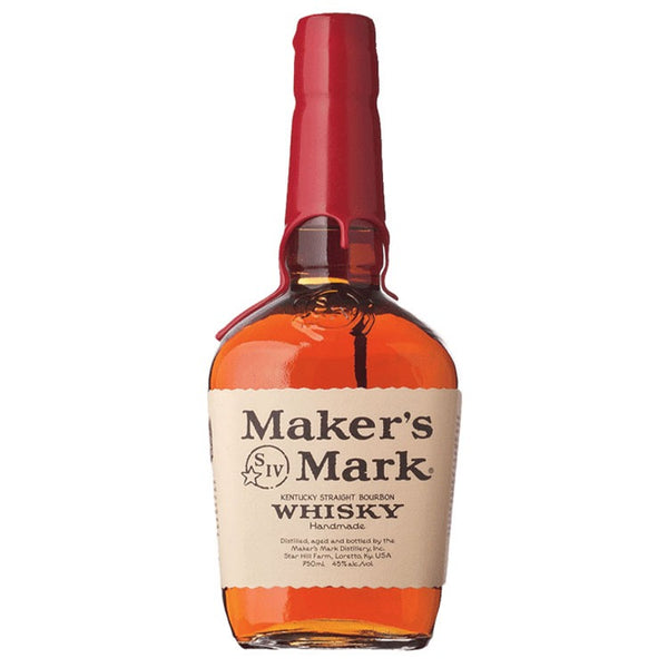 Maker's Mark Bourbon Whisky - Available at Wooden Cork