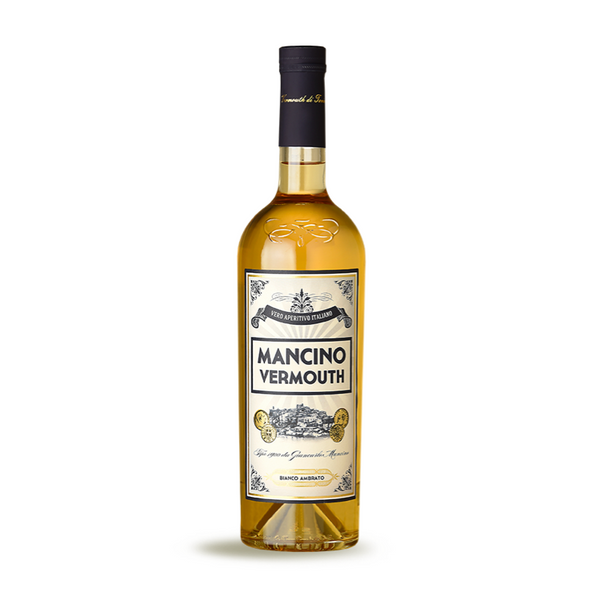 Mancino Vermouth Bianco Ambrato - Available at Wooden Cork