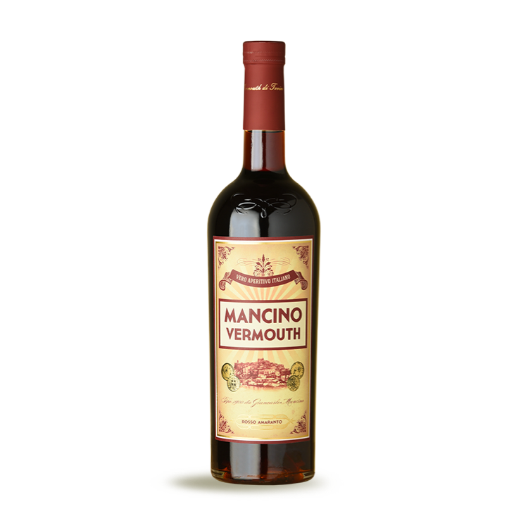 Mancino Vermouth Rosso Amaranto - Available at Wooden Cork