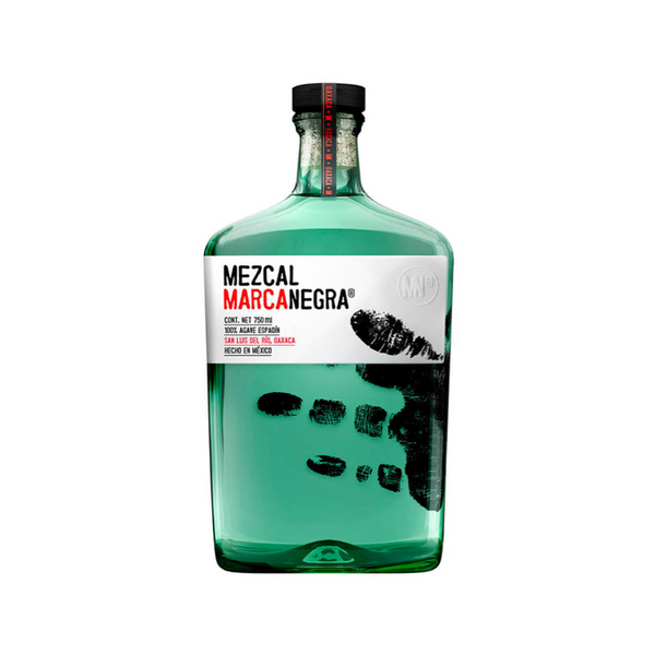 Mezcal Marca Negra Espadin Tequila - Available at Wooden Cork