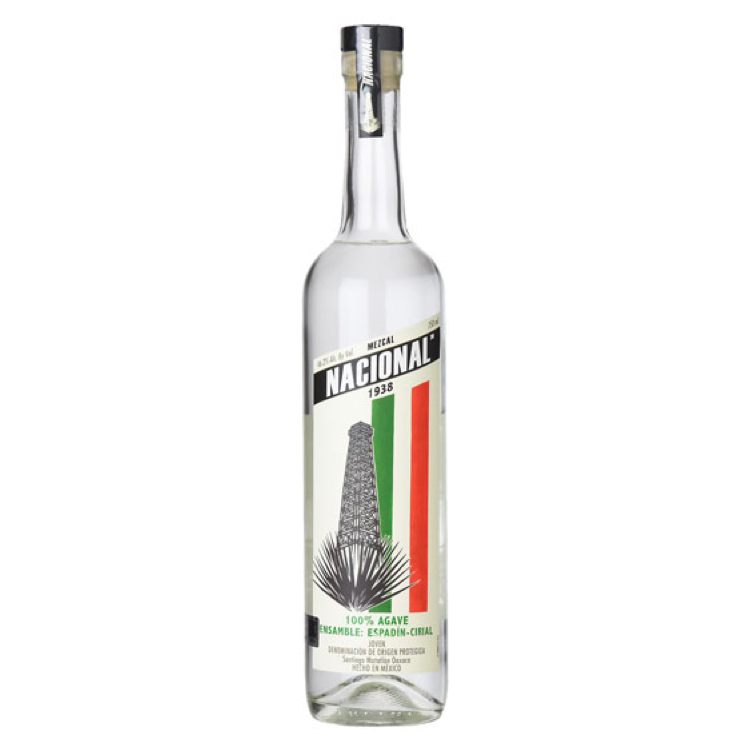 Mezcal Nacional 1938 Agave Ensamble Espadin Cirial Tequila - Available at Wooden Cork