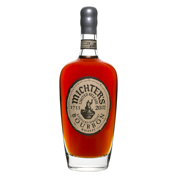 Michter's 2018 20 Year Old Limited Release - Available at Wooden Cork